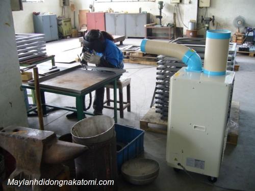 máy điều hòa Nakatomi