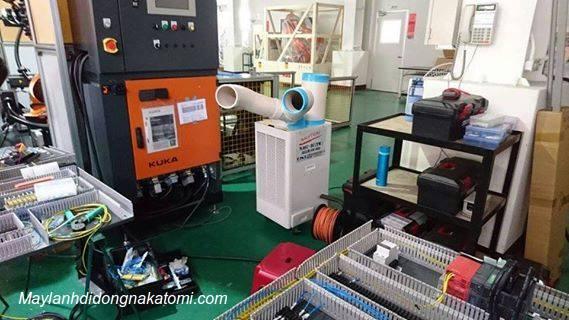 máy điều hòa di động sac-4500