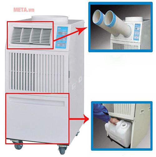 máy lạnh sac-1800