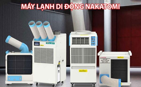 nhà cung cấp máy điều hòa công nghiệp